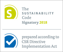 Declaration of Conformity with the German Sustainability Code (DNK) - 2018