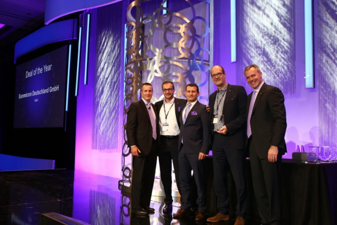 euromicron Deutschland picks up two prizes at the Extreme