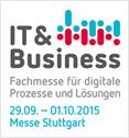 euromicron auf der IT & Business 2015