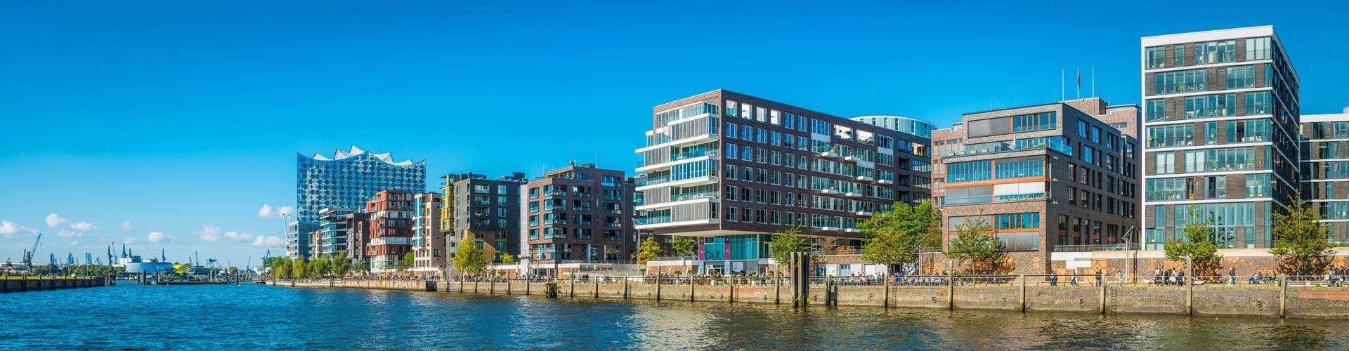 euromicron unterstützt Bauprojekt Campus Futura in der Hamburger HafenCity