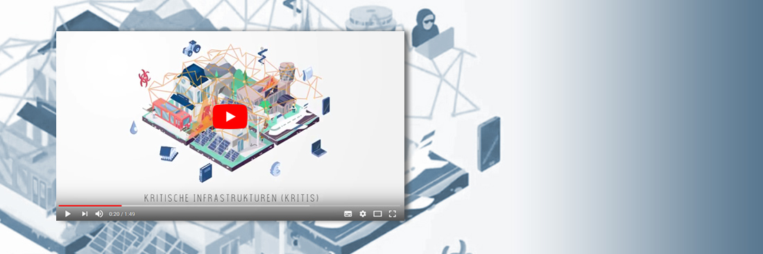 "Neu: Erklärvideo ""Kritische Infrastrukturen"" (KRITIS)"