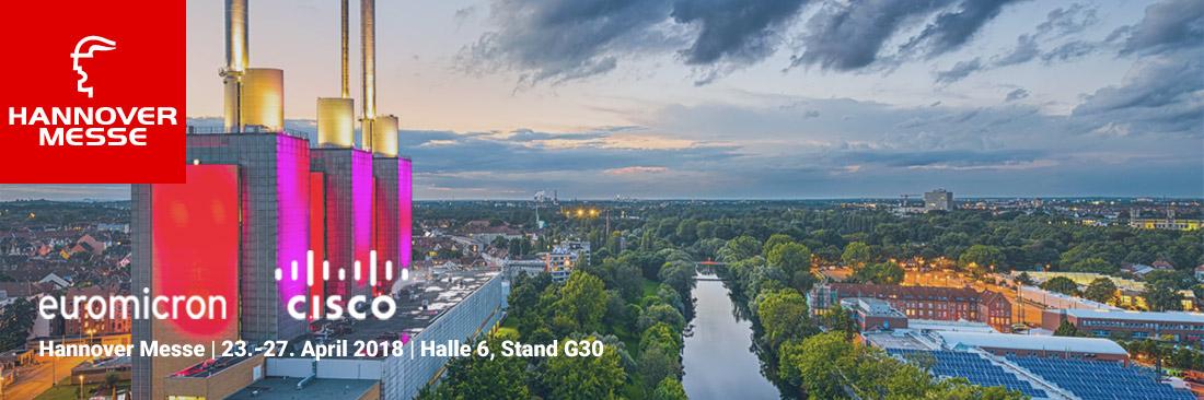 Smart Factory Lösungen auf der Hannover Messe 2018