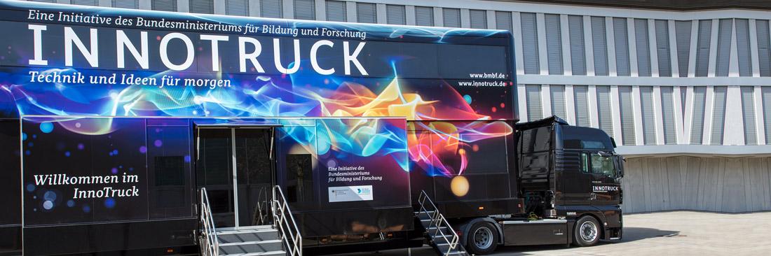 euromicron-Tochter ELABO unterstützt InnoTruck-Initiative des BMBF