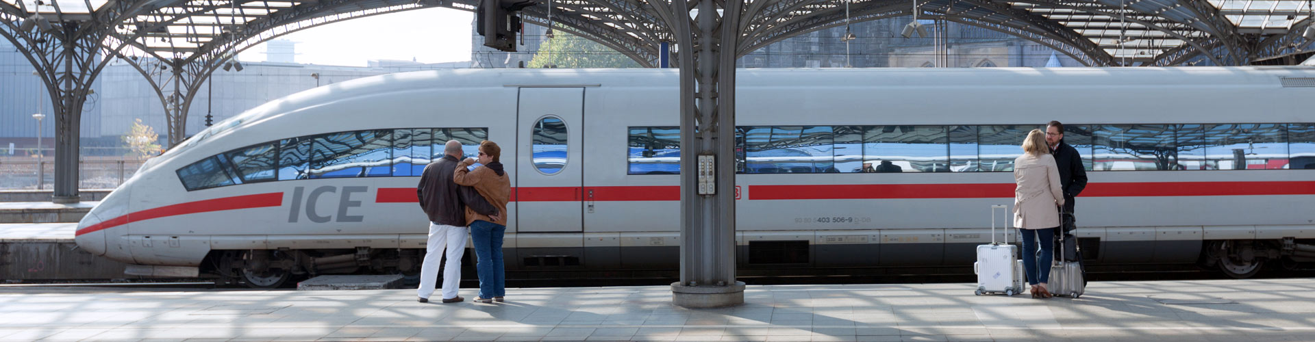 Support for the security concept of Deutsche Bahn AG