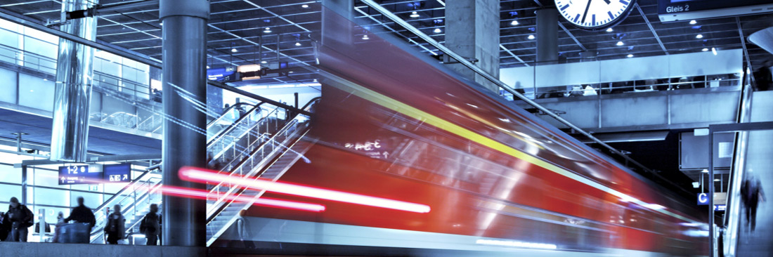 euromicron supports security concept of Deutsche Bahn AG