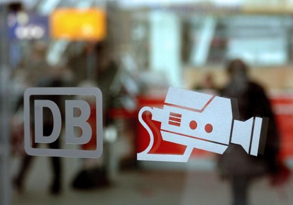 Videoüberwachung Deutsche Bahn -  Bahnhöfe