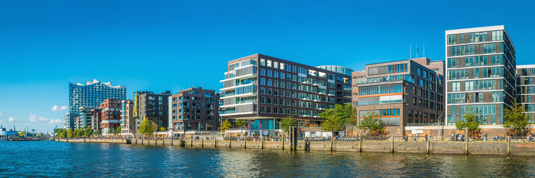 euromicron supports construction project Campus Futura at HafenCity in Hamburg